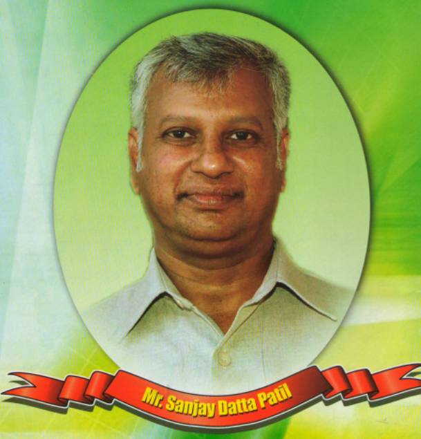 Hon. Mr.Sanjay Datta Patil, President of K.E.S.